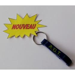 Porte clef décapsuleur